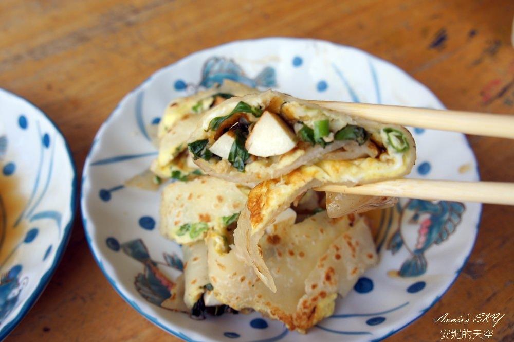 [板橋早餐] 江子翠站吳鳳路隱藏版美味蛋餅 20種超狂口味蛋餅 苦瓜口味妳吃過了嗎