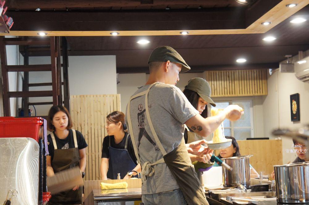 [台南美食 ]  新美街的一抹日式清新  Nani麵. 什麼麵 獨特的日式沾麵