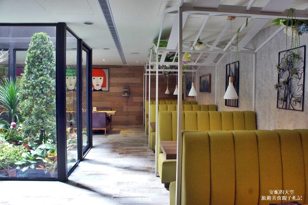 20180401182351 78 - [新北市 新莊美食]BUNA CAF'E  布納咖啡館 花園開在餐廳裡 好好拍的森林系網美餐廳