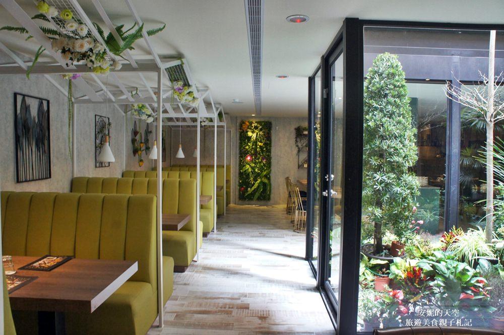 20180401182357 70 - [新北市 新莊美食]BUNA CAF'E  布納咖啡館 花園開在餐廳裡 好好拍的森林系網美餐廳