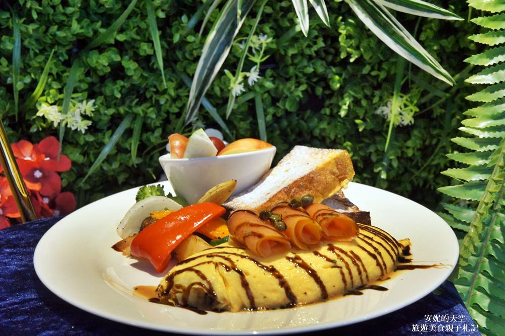 20180401182407 42 - [新北市 新莊美食]BUNA CAF'E  布納咖啡館 花園開在餐廳裡 好好拍的森林系網美餐廳