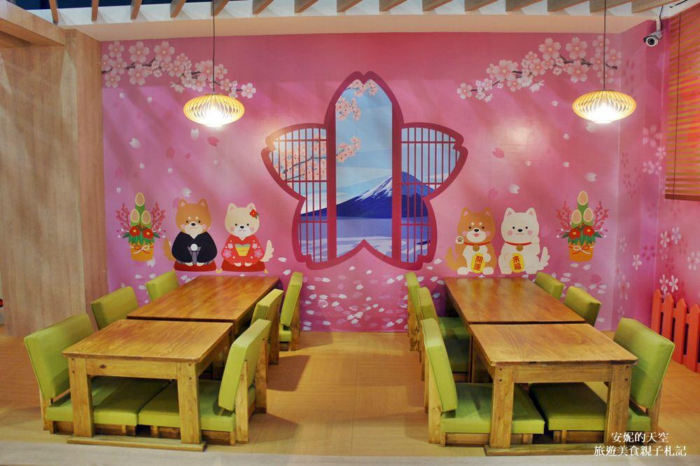 20180403224109 66 - 新莊美食│宏野不二村 蔬食親子餐廳 彷彿一秒走進日本國度