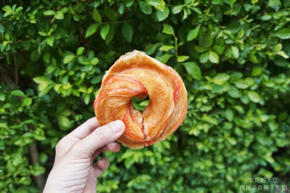 20180515233958 90 - [新北市 新莊美食] 幸福現烤甜甜圈  酥酥脆脆充滿幸福味