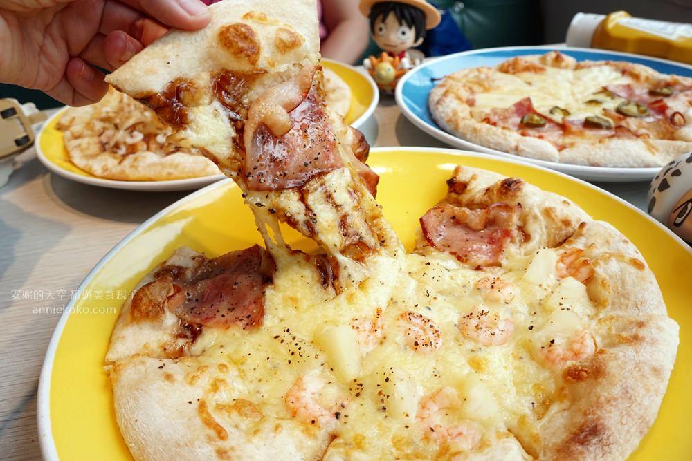 20180707004110 35 - 熱血採訪│新莊披薩吃到飽 The Pizza 惹披薩 - 輔大店 八種口味PIZZA吃到飽 同學會聚餐好選擇