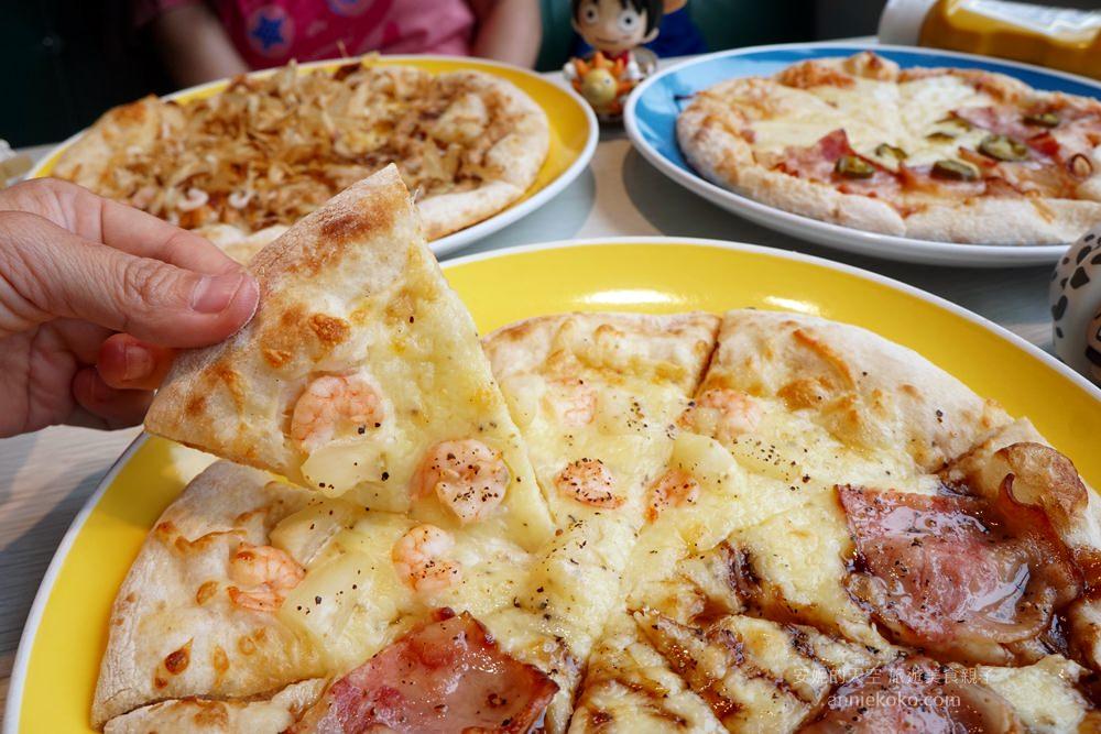 20180707004118 1 - 熱血採訪│新莊披薩吃到飽 The Pizza 惹披薩 - 輔大店 八種口味PIZZA吃到飽 同學會聚餐好選擇