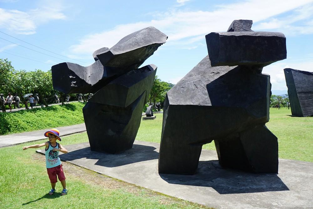 20180709120524 64 - 熱血採訪[台北金山景點]朱銘美術館 比想像中更好玩 適合全家共遊的好去處