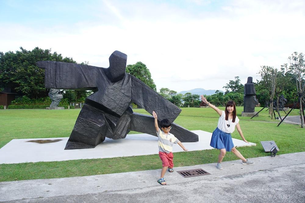 20180709120925 37 - 熱血採訪[台北金山景點]朱銘美術館 比想像中更好玩 適合全家共遊的好去處