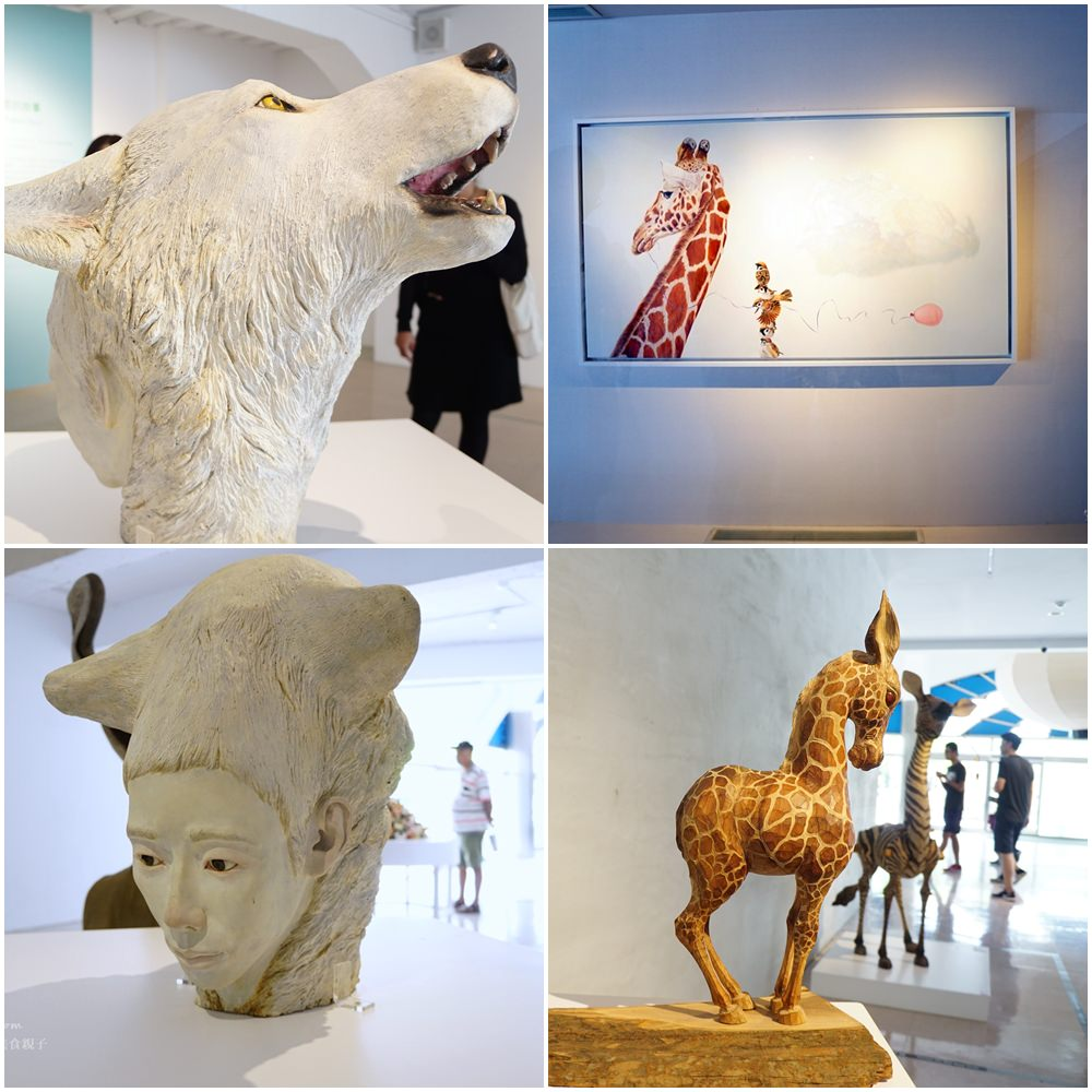 20180710084818 9 - 熱血採訪[台北金山景點]朱銘美術館 比想像中更好玩 適合全家共遊的好去處