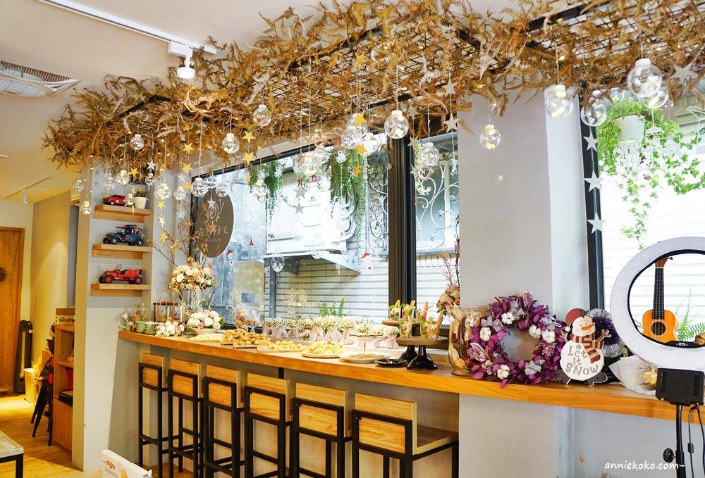 20180825211457 61 - 新店區公所站美食│花草慢食光,充滿花藝的浪漫空間,餐廳裡開派對
