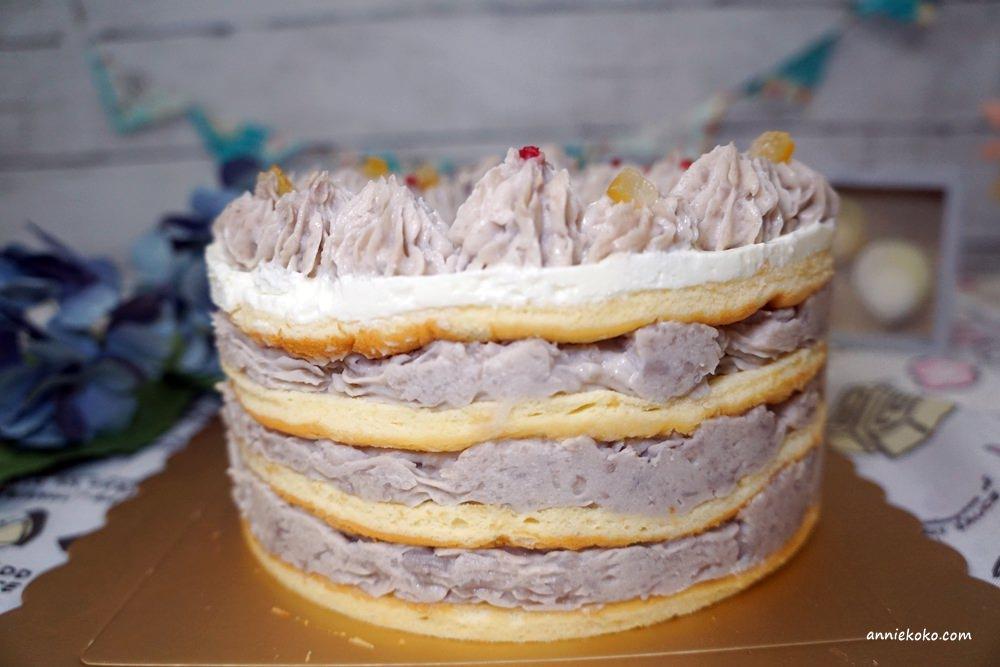 20180829210303 1 - 熱血採訪  芋頭蛋糕控看過來 [食 · 實  Kristy Lab. 手工甜點店] 手工餅乾 中秋禮盒 手工創意 祝福滿點