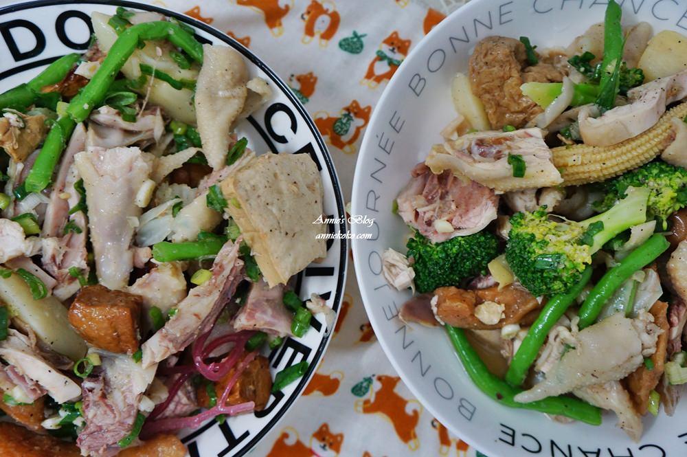 20180915205319 95 - [板橋美食] 一毛不拔鹽水雞 煙燻雞 80元20種蔬菜滷味夾好夾滿 晚來吃不到喔