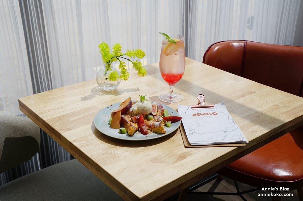 20180920171603 49 - [MukoBrunch] 大安區早午餐 光影與柔軟的法式吐司邂逅 一切都很美好的空間 東門站美食