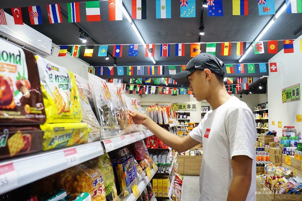 20181017184915 21 - 熱血採訪[新莊 三省堂異國零食]免出國就可以買到超夯的日韓泰國泡麵零食 超好買超好逛