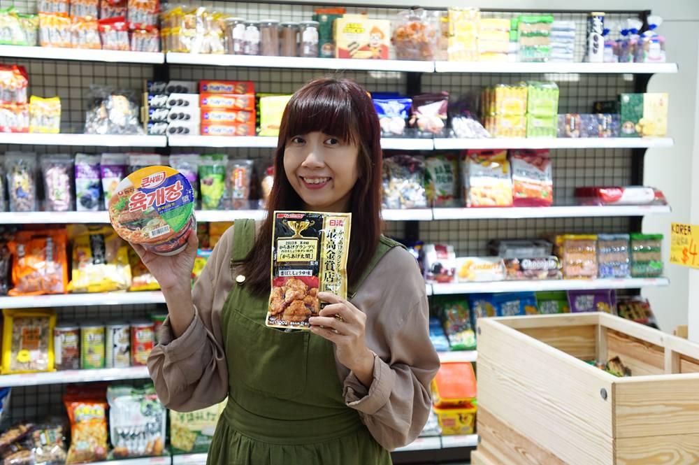 20181017190545 9 - 熱血採訪[新莊 三省堂異國零食]免出國就可以買到超夯的日韓泰國泡麵零食 超好買超好逛