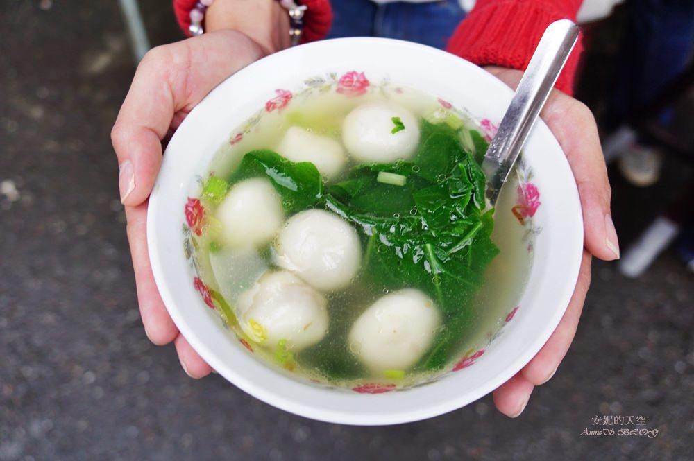 [雙連站美食]燕山湯圓 食尚玩家冬令美食推薦 50年老店 豬肝粉腸與湯圓的完美絕配