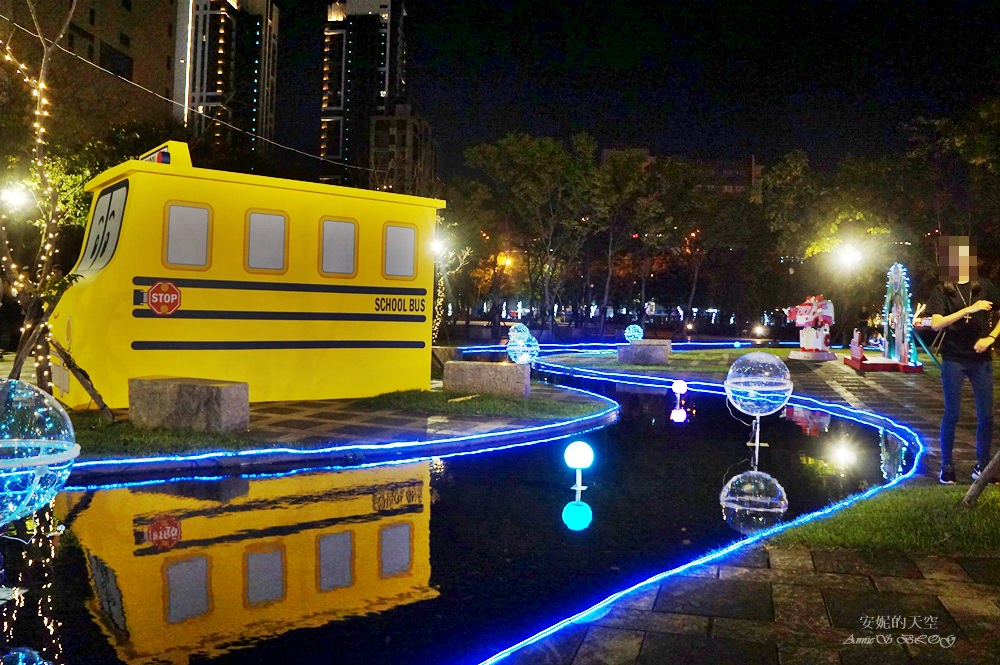 20181108091918 37 - 2018新北市歡樂耶誕城 網美打卡亮點  歡樂遊戲設施   完整點燈時間 交通資訊