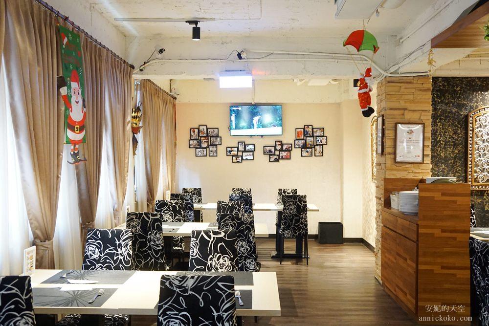 20181129193913 31 - [熱血採訪]萌萌的雪人披薩陪你過耶誕  義大利米蘭手工窯烤披薩 童趣耶誕餐點熱鬧登場