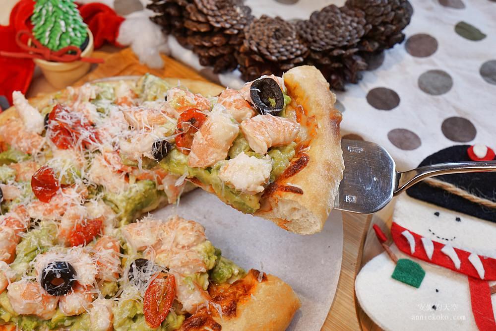 20181129194053 71 - [熱血採訪]萌萌的雪人披薩陪你過耶誕  義大利米蘭手工窯烤披薩 童趣耶誕餐點熱鬧登場