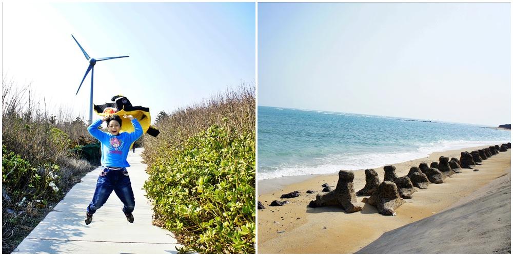 [澎湖景點] 菓葉散策  冬季澎湖的景觀