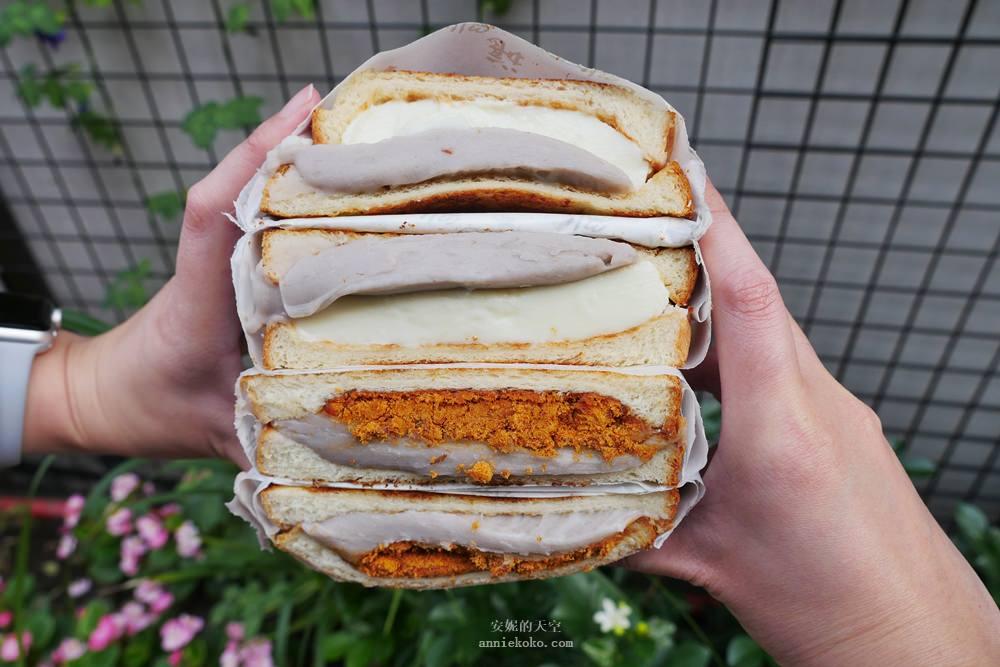20181216173049 51 - [善導寺站美食]滿樂板烤土司 一點也沒讓我失望的芋泥奶酪 鹹豬肉口味也值得一嘗