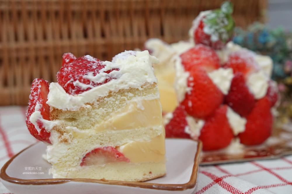 20181230195351 92 - [新莊甜點]浮誇系草莓聖代蛋糕 免排隊搭捷運來就買得到 新莊老店日月香蛋糕店