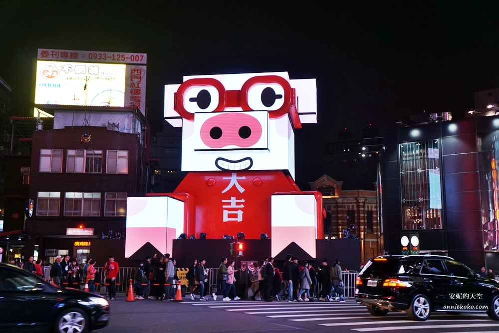 20190214220008 78 - 萌爆了  米奇控看過來  2019燈會米奇花燈搶先看 六尺高米奇就在西門町 東京迪士尼遊行資訊