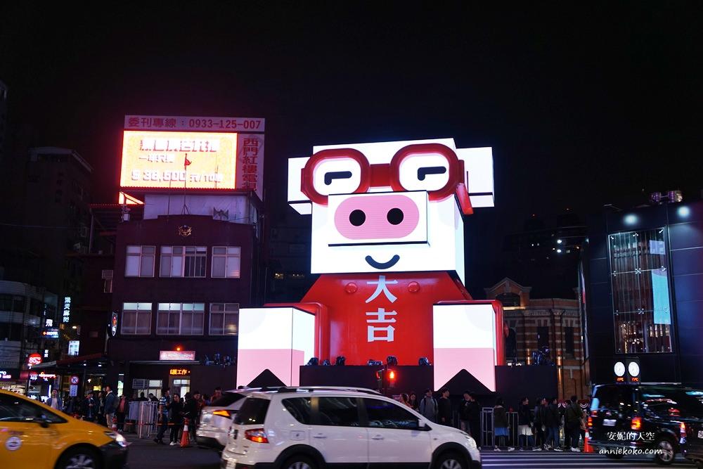 20190214220010 60 - 萌爆了  米奇控看過來  2019燈會米奇花燈搶先看 六尺高米奇就在西門町 東京迪士尼遊行資訊