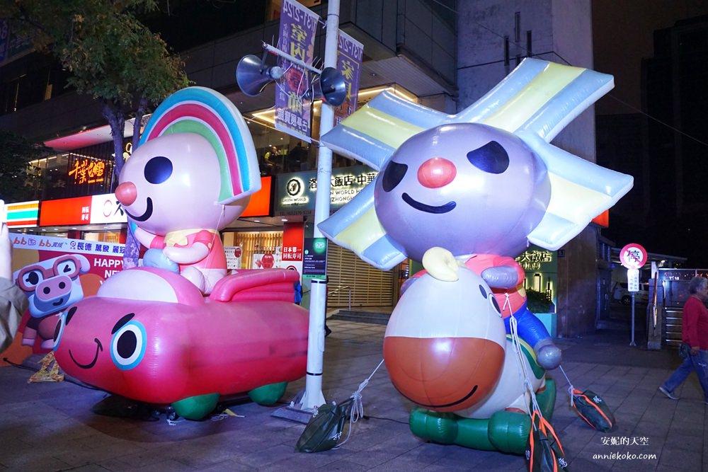 20190214220044 100 - 萌爆了  米奇控看過來  2019燈會米奇花燈搶先看 六尺高米奇就在西門町 東京迪士尼遊行資訊