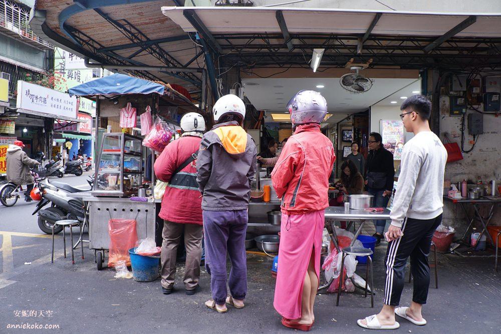 [新莊福壽街小吃]無名小吃攤 20元魯肉飯加筍絲還有酸菜加到飽 38年老店