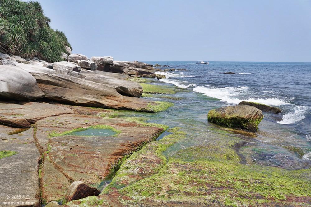 20190426013647 22 - 新北秘境 金山神秘海岸 絕美一線天礁岩 穿越巨岩才能抵達的夢幻海岸