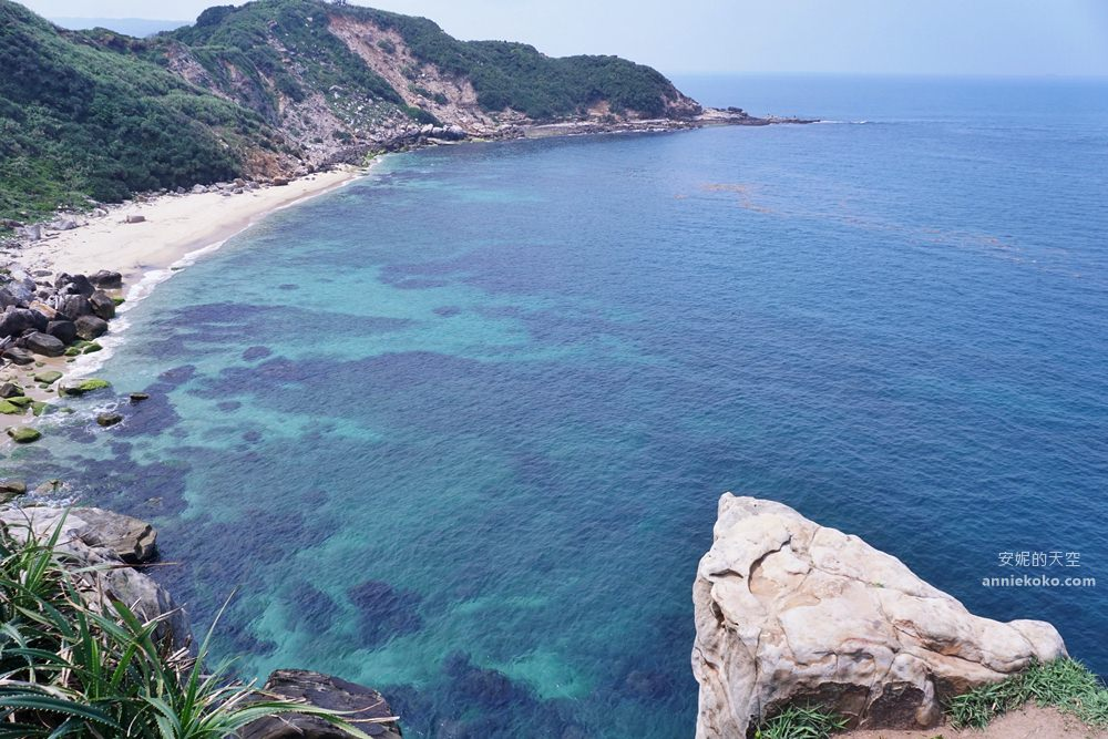20190426014131 2 - 新北秘境 金山神秘海岸 絕美一線天礁岩 穿越巨岩才能抵達的夢幻海岸