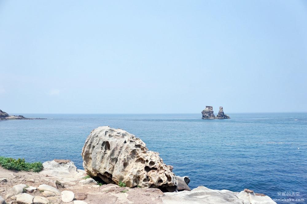 20190426014229 36 - 新北秘境 金山神秘海岸 絕美一線天礁岩 穿越巨岩才能抵達的夢幻海岸