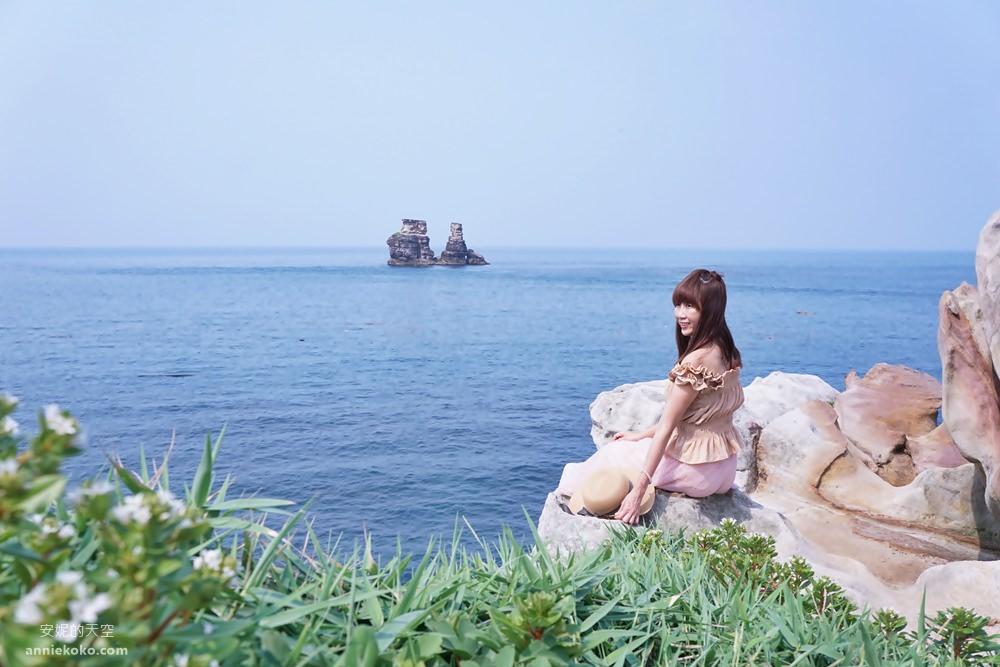 20190426014404 47 - 新北秘境 金山神秘海岸 絕美一線天礁岩 穿越巨岩才能抵達的夢幻海岸