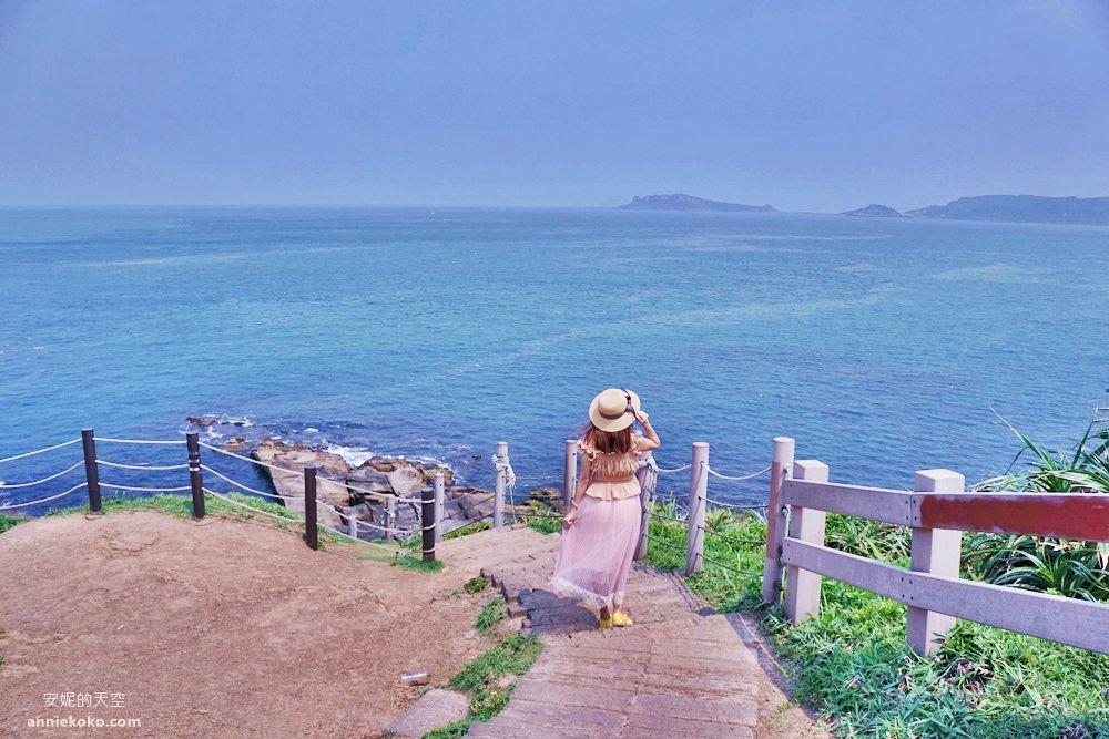 新北秘境 金山神秘海岸 絕美一線天礁岩 穿越巨岩才能抵達的夢幻海岸