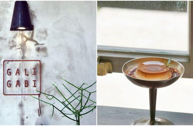 [台北雙連站美食 嘎哩咖啡galigabi] 隱身在市場裡的文青風咖啡館 手感溫度咖哩飯與甜品