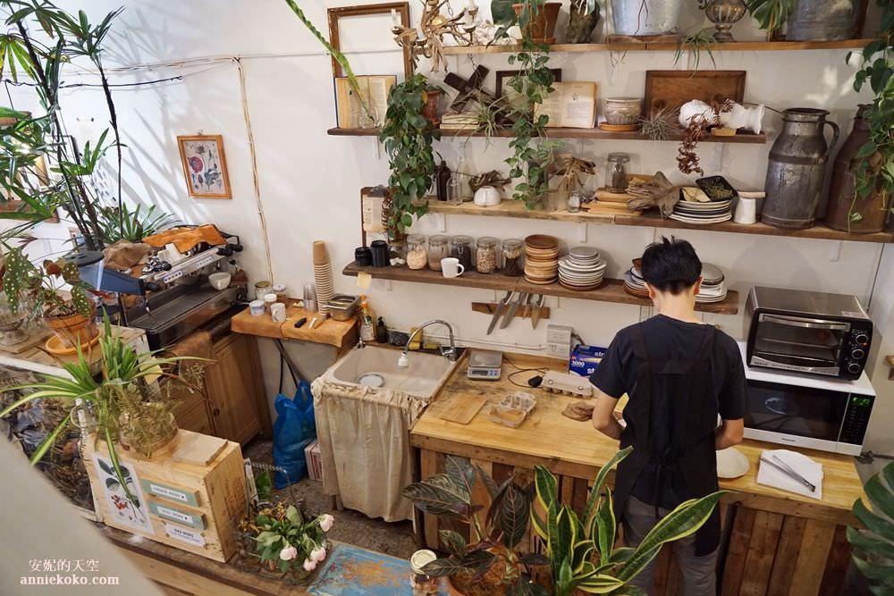20190810175456 40 - [大稻埕美食 草原派對] 森林系復古咖啡館  老宅靈魂裡的都市叢林