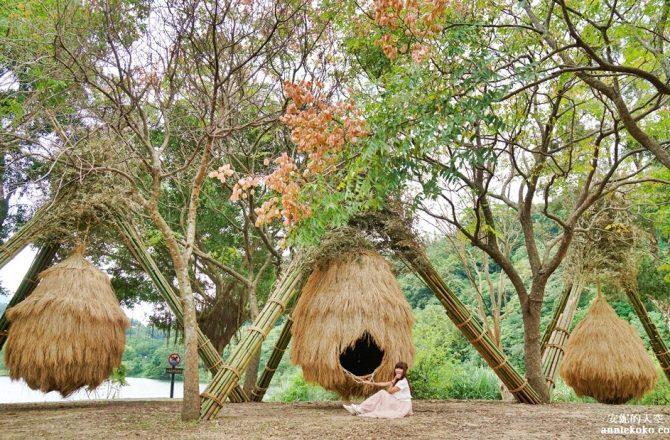 [桃園景點]浪漫台三線藝術造景 用稻香述說客家庄龍潭三坑之美
