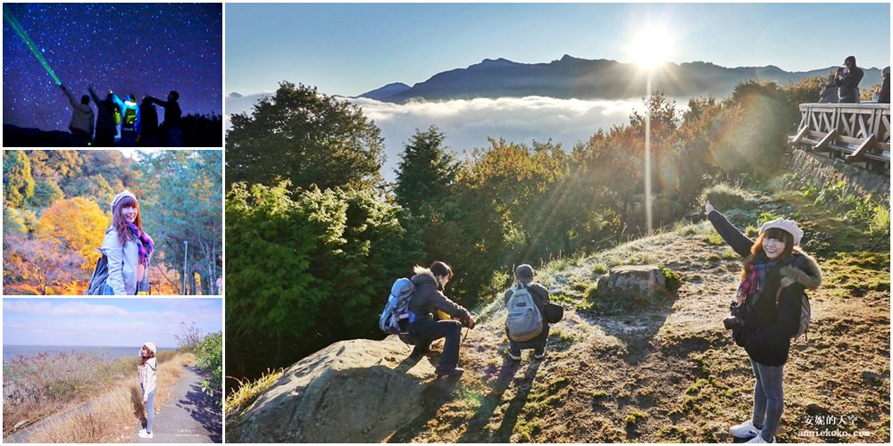 [嘉義兩天一日這樣玩] 鰲鼓溼地 觸口 阿里山軸線 從沿海地帶到山裡的奇幻旅程