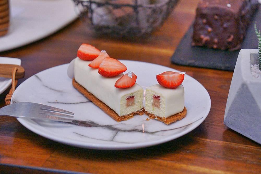 [板橋]  Dialogue studio .餐後對話.法式甜點私廚 隱藏巷弄裡的法式浪漫  內有台灣甜點節優惠