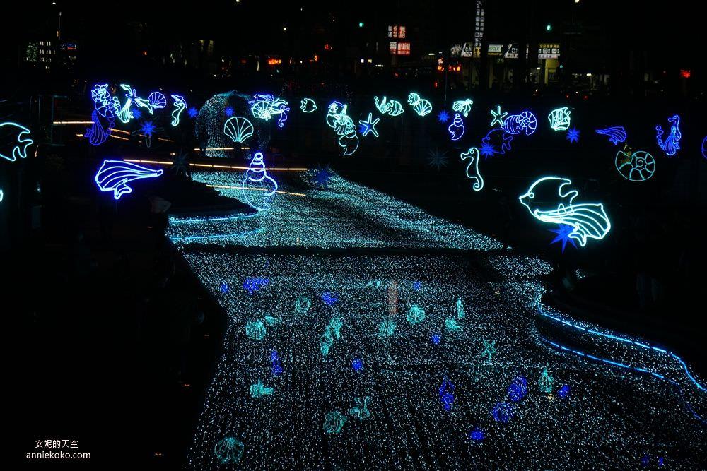 20200212205455 11 - 新莊人拍起來~~~幸福站有夠美  藍調燈海點亮河道 魔幻地球驚艷新莊 幸福這一站
