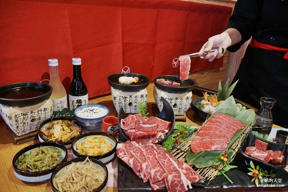 [桃園美食 東港強和牛燒肉] 最狂和牛燒肉組合  四種頂級牛肉一次送上桌 日式氛圍現烤暖心燒肉 吃過一次就回不去