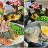 [東雛菊風味鍋物 公館美食推薦]最讓人回味的夢幻湯頭 澎派和牛客船華麗演出 台北最強鍋物推薦