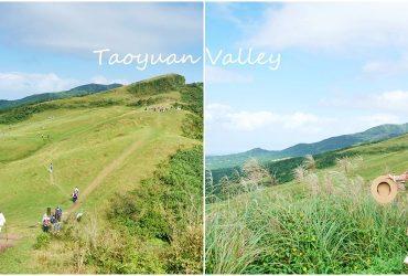 [ 貢寮景點 桃源谷登山步道]東北角遠得要命的美麗步道  夢幻級大草原山谷  內寮線輕鬆攻頂路線