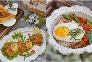 [瓦城 泰式料理包] 親愛低,我把瓦城經典菜色帶回家了  居家必備料理包
