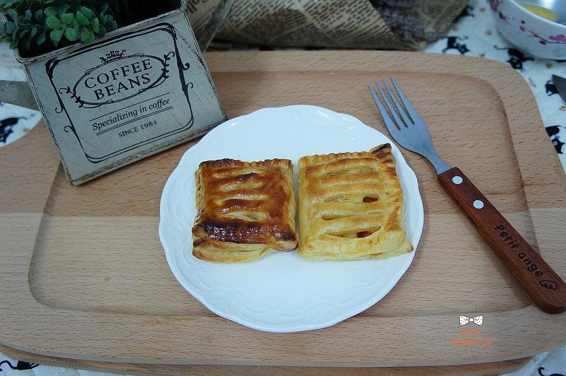 [親子料理-蘋果派] 零廚藝也會做的蘋果派 同場加映蘋果花