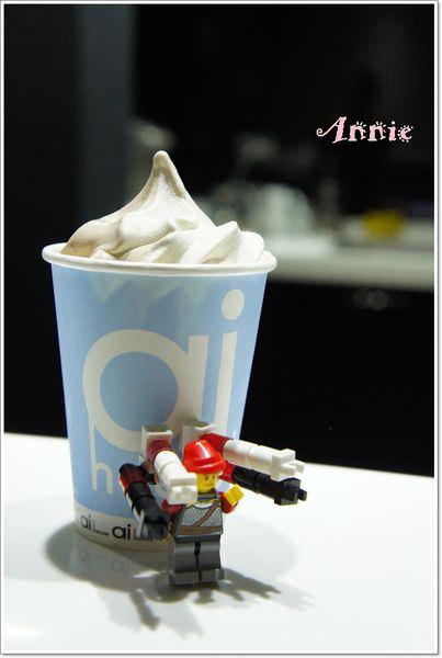 不思議  台灣唯一 [ai house]舞動奇機  機器人霜淇淋