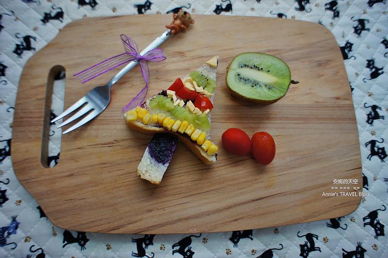 [親子料理]桃園好吃手作吐司  吐司早餐華麗大變身