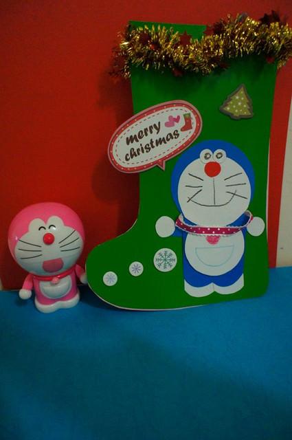 2012之不是世界末日  ~聖誕手作卡片超EASY