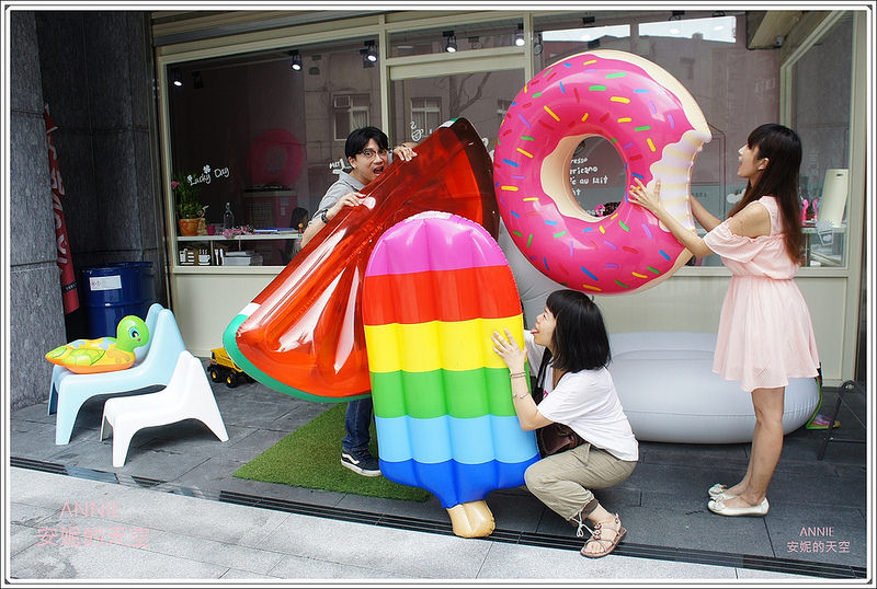 [板橋江子翠美食]  RainbowHoliday Caffè&Bar 讓少女心大激發 好拍好玩 江子翠新亮點