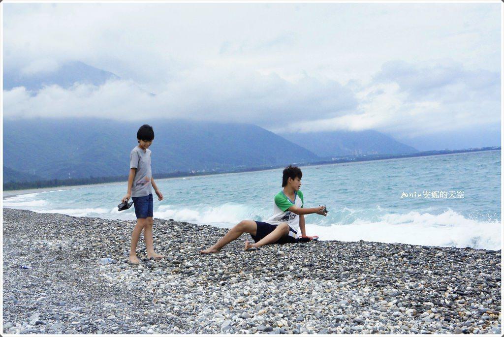 [花蓮X康樂沙灘]  這個夏天  遇見漸層的蔚藍